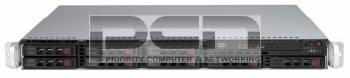 1U Servers - Supermicro 1028R-MCTR SuperServer®