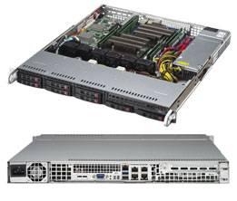 1U Servers - Supermicro 1028R-MCT SuperServer®