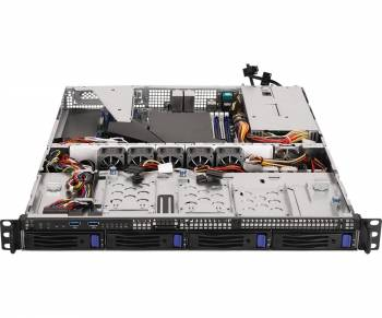 Astock 1U4LW-X470 1U AMD Ryzen Server