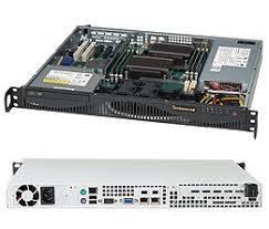 1U AMD Ryzen Server short depth