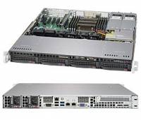 1U Servers - 1U Servers - Supermicro 5018R-MRSuperServer®