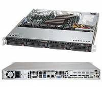 1U Servers - 1U Servers - Supermicro 6018R-MTSuperServer®