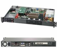 1U Servers - 1U Single Xeon Servers - Supermicro 1019C-HTN2 1U Superserver
