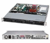 Supermicro 1U Dual Xeon E5 Dual LAN 4-Hot swap - Image 1