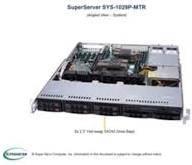 1U Servers - 1UDualXeon Server - 1U Servers - Supermicro 1029P-MTR 1U dual scalable