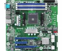 1U Asrock X470D4U AMD Ryzen Server short depth - Image 4